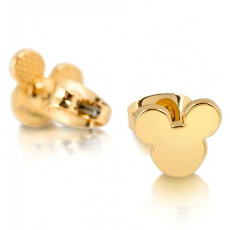 57671a5c59d2 Pendientes oro Mickey Disney solo 24.90 € - lafrikileria.com