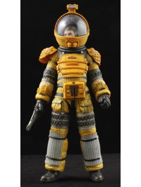 Figura articulada Amanda Ripley Alien Insolation Compression Suit