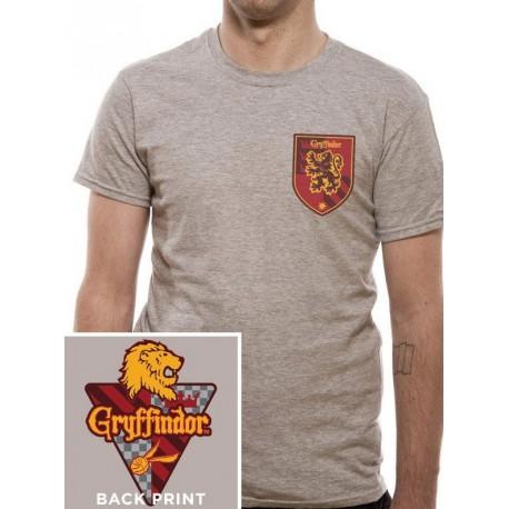 Camiseta Gryffindor Harry Potter Quidditch