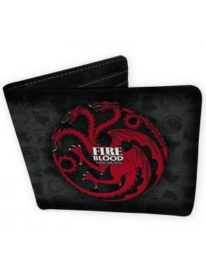 Cartera Juego de Tronos Targaryen Emblema