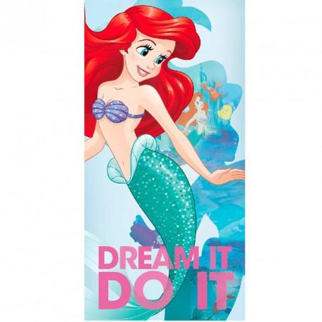 Toalla Ariel La Sirenita Disney