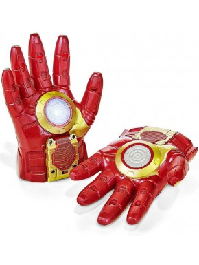 Guantes con efectos Iron Man Arc FX