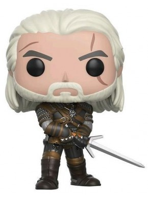 Funko Pop! Geralt The Witcher III