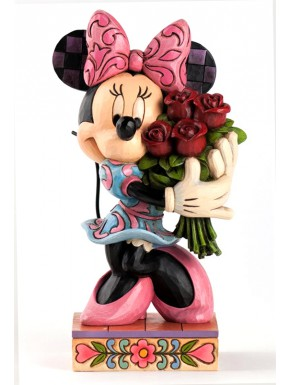 Figura Minnie Mouse Flowers Disney Jim Shore 16 cm