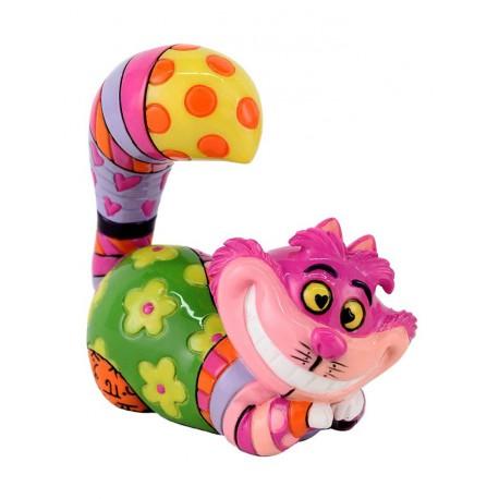 Figurita Cheshire Cat Disney Britto 7 cm