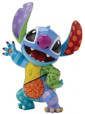 Figurita Stitch Disney Britto 15 cm