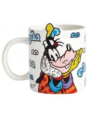 Taza Goofy Disney Britto Showcase Collection