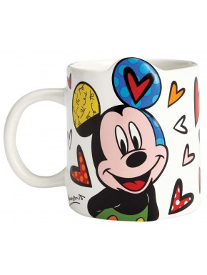 Taza Mickey Mouse Disney Britto Showcase Collection