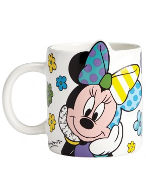 Taza Minnie Mouse Disney Britto Showcase Collection