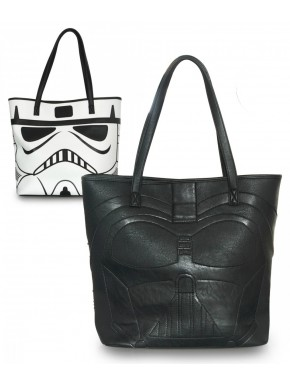 Bolso Loungefly Vader & Trooper
