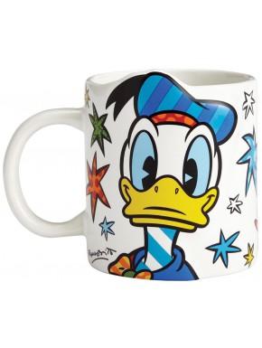 Taza Donald Disney Britto Showcase Collection