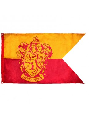 Bandera Colores Gryffindor Harry Potter