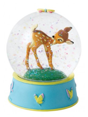 Bola de nieve Disney Bambi Curious and Playful