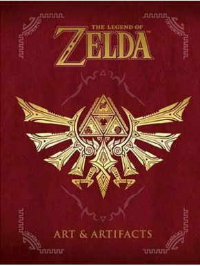 Libro Zelda Art & Artifacts