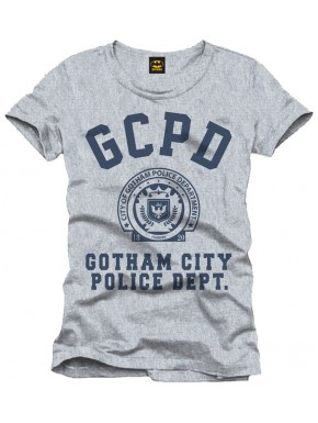Camiseta Batman Gotham Police Department