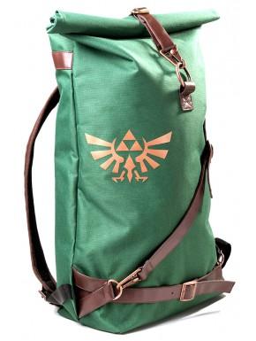 Bolsa Mochila Zelda Link Emblema Hyrule