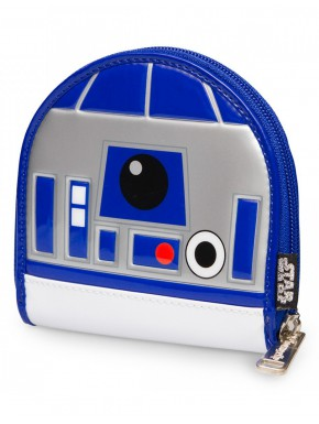 Cartera Monedero Loungefly Star Wars R2D2