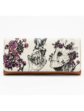 Cartera Loungefly Groot Floral