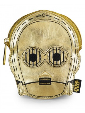 Cartera Monedero Loungefly Star Wars C3PO