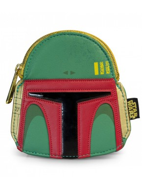 Cartera Monedero Loungefly Star Wars Boba Fett