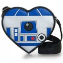 Bolso bandolera R2-D2 Corazón Loungefly