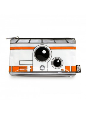 Estuche Loungefly Star Wars BB8