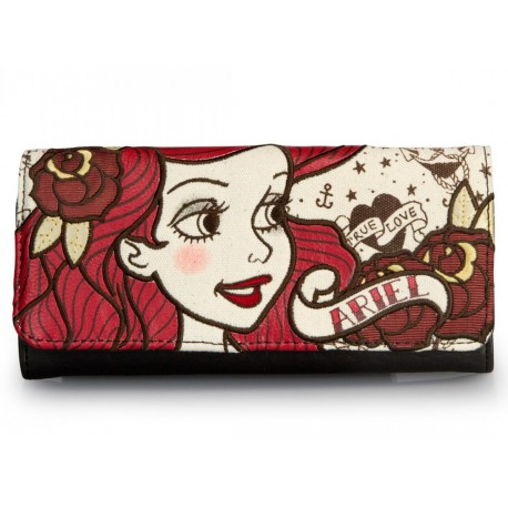Cartera Loungefly Disney Ariel