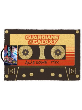 Felpudo coco Guardianes de la Galaxia Awesome Mix