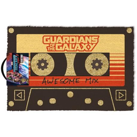 Felpudo coco Guardianes de la Galaxia Awesome Mix