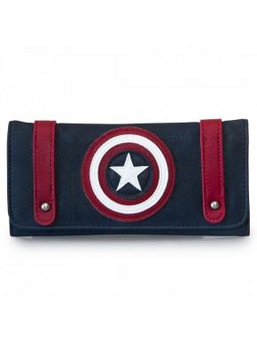 Cartera Loungefly Capitán América