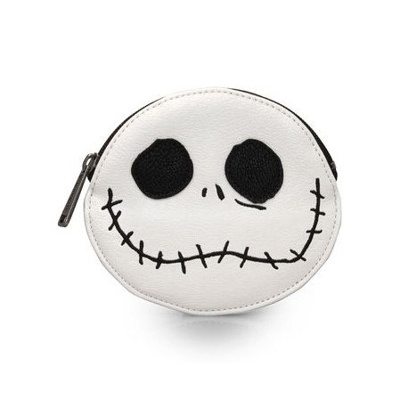 Cartera Monedero Loungefly Jack Skellington