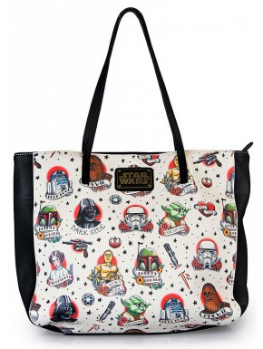 Bolso Loungefly Star Wars Tattoo