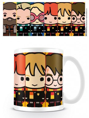 Taza Harry Potter Kawaii Witches & Wizards
