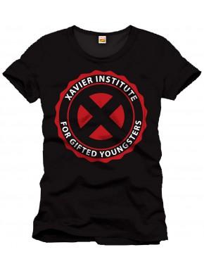 Camiseta X-Men Xavier Institute Marvel
