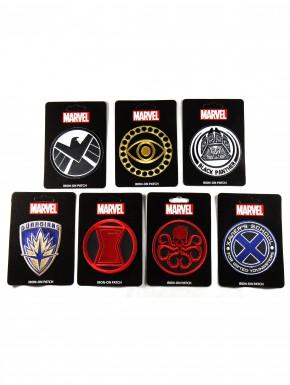 Parches Marvel Logo 2