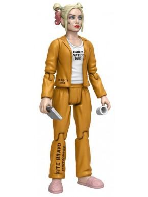Figura articulada Harley Quinn Prisión Suicide Squad Funko