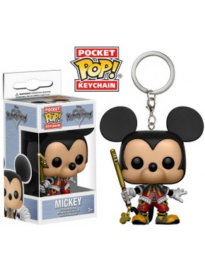 Llavero mini Funko Pop! Mickey Kingdom Hearts