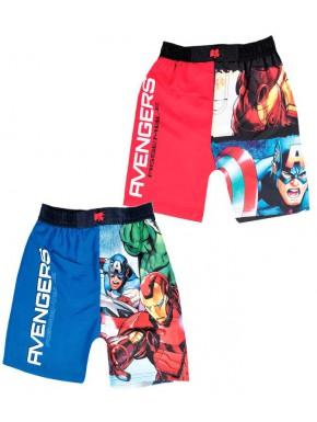 Bañador Boxer Niño Avengers Marvel