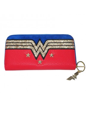 Cartera Larga Wonder Woman