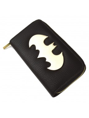 Cartera Larga Batman Gold