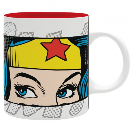 Taza Wonder Woman Dc Comics Pop