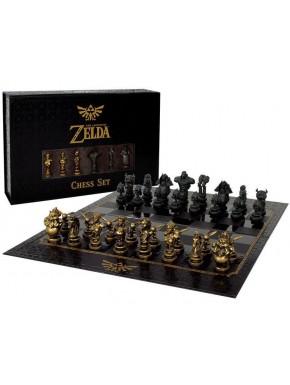 Ajedrez Zelda Edición Coleccionista