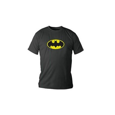 Camiseta Batman en lata