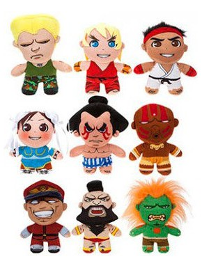 Peluche Street Fighter 20 cm