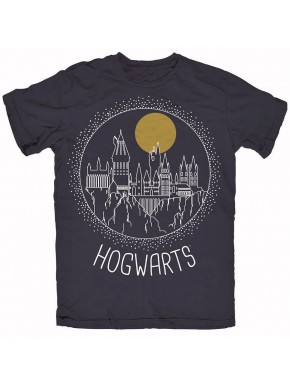 Camiseta Harry Potter Castillo Hogwarts