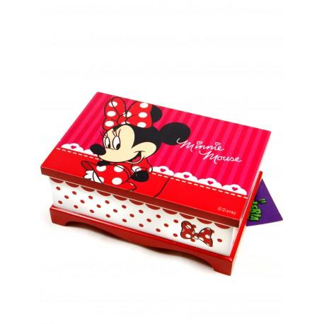 Joyero Minnie Mouse Disney