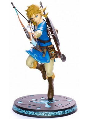 Figura Link Breath of the Wild 25 cm