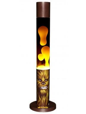 Lámpara lava Star Wars Chewbacca 46 cm