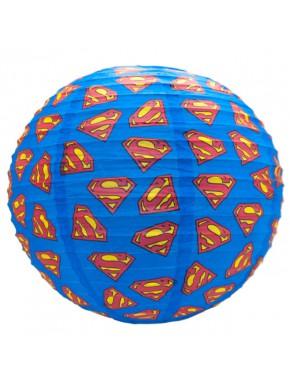 Lámpara papel Superman DC Comics Esfera 30 Cm