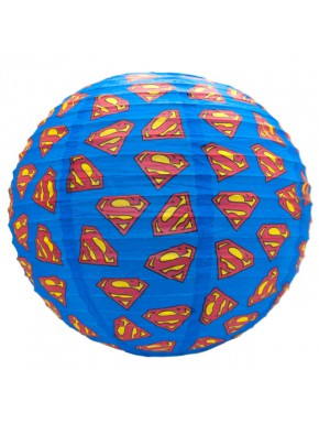 Lámpara papel Superman DC Comics Esfera 30 Cm